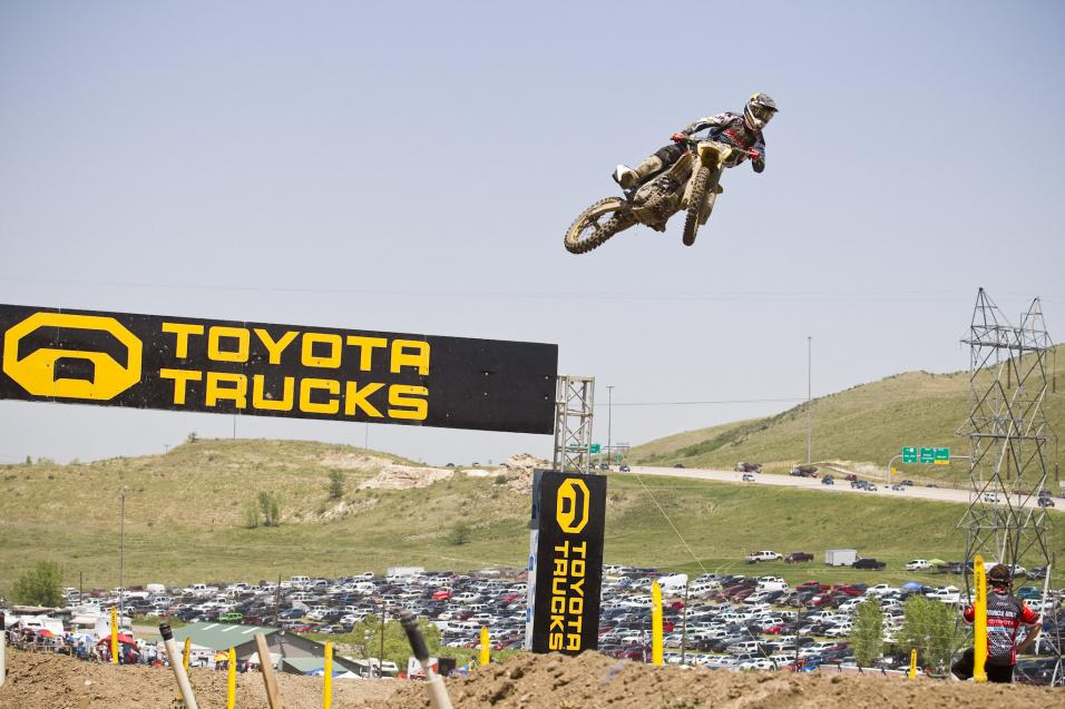 Racer X Films: The Spot  Thunder Valley