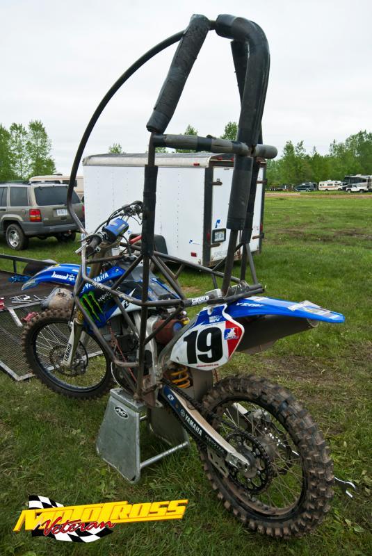 Doug Henry's ride.