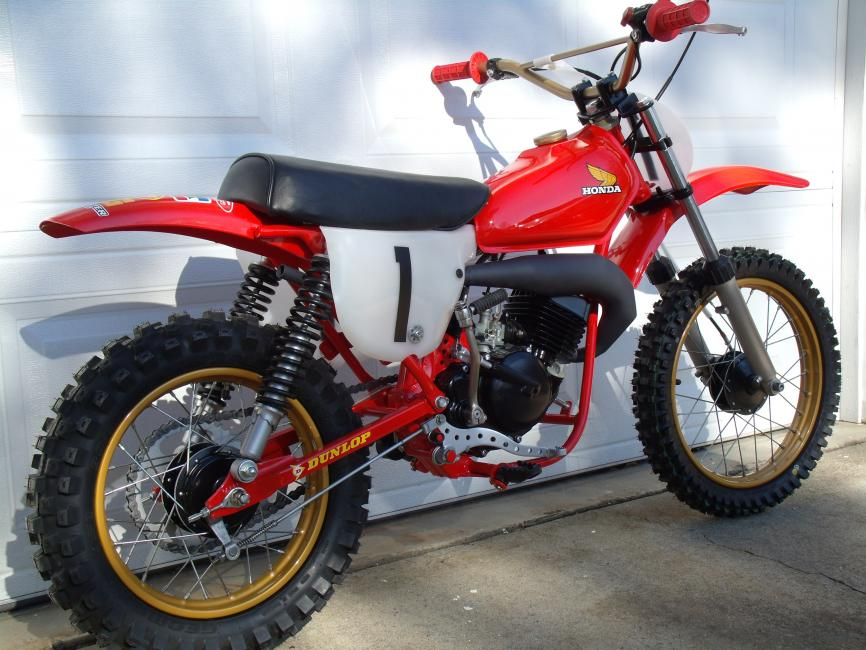 Your Collection 1974 Honda Mr 50 Rc50 Racer X Online