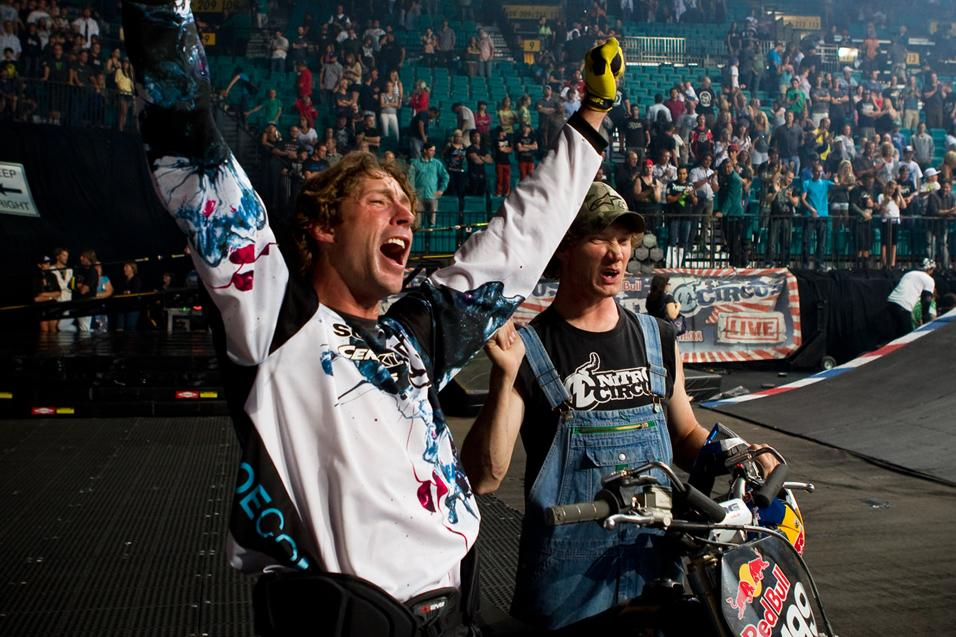 <strong>Monday Conversation:</strong><br /> Travis Pastrana