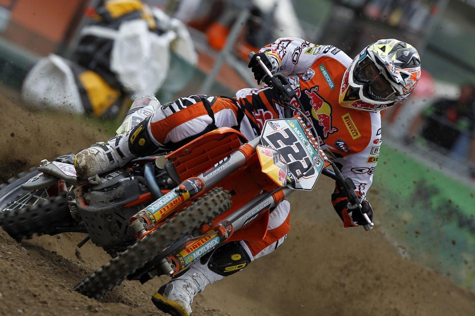 Racer X Race Report:  Grand Prix of Sweden