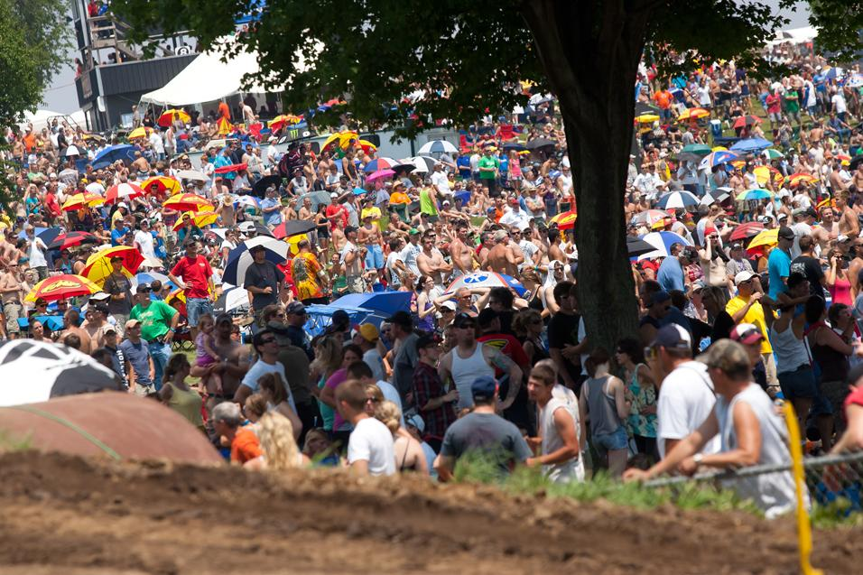 The BTOSports.com   Racer X Podcast: RedBud