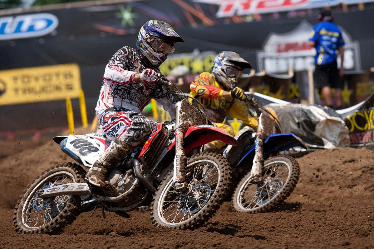 Jimmy Albertson / 24th OA / Donnells/Shoei/Tag/Dunlop/FMF/TLD