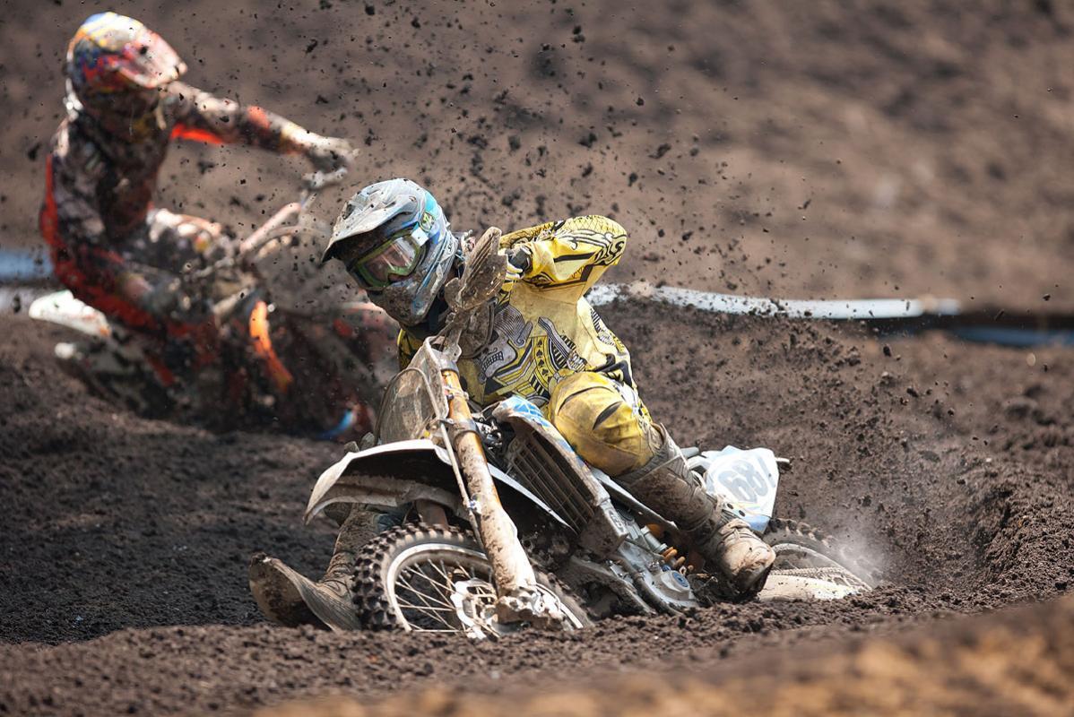 Garret Toth / 49th OA / Ohlins USA/Shoei Helmets/Acerbis USA/Ariete Goggles/Yoshimura/Kenda Tires