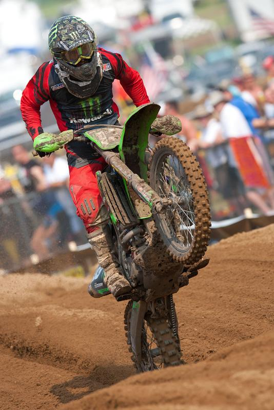 Myles Tedder / 58th OA /  Monster Energy/Kawasaki/Pro Circuit/Thor / Parts Unlimited/Scott USA/CTi2