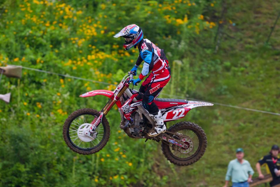 450 Moto 1 Report: Millville