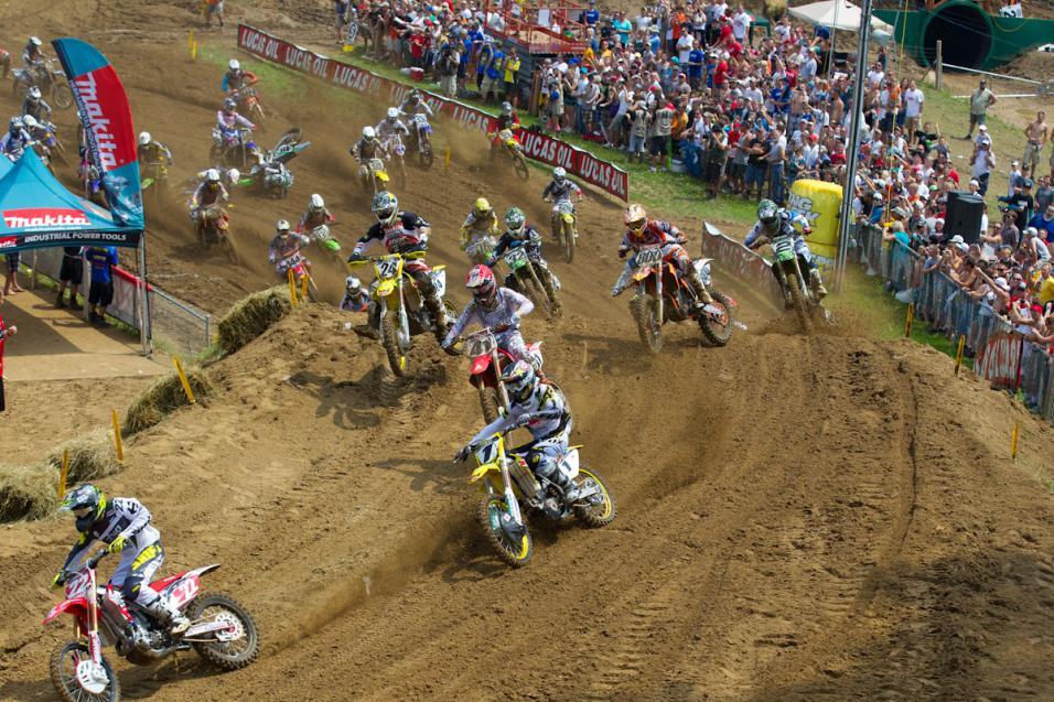Racer X Race Report:  Spring Creek