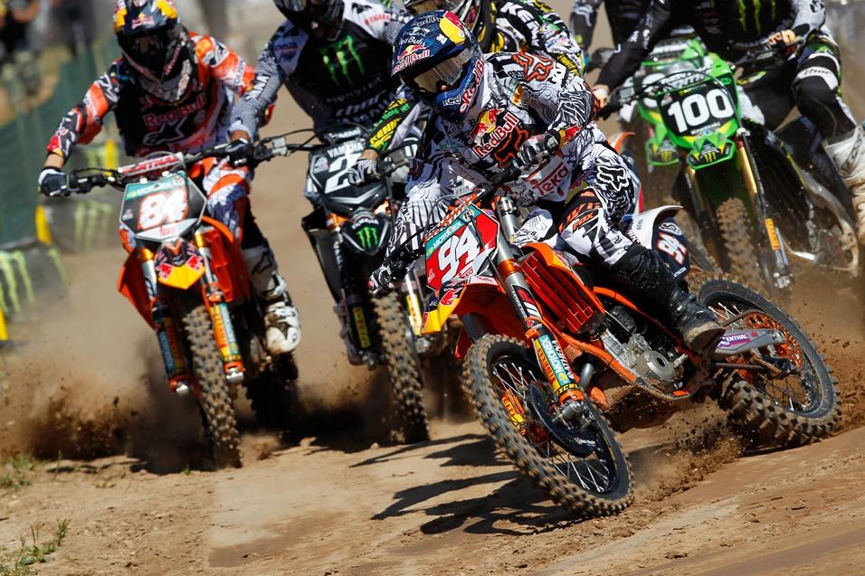 Racer X Report:  Grand Prix of Latvia