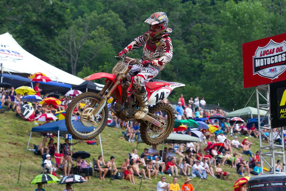 <strong>Between the Motos:</strong><br /> Kevin Windham