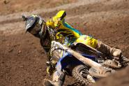 Racer X  Notebook: Washougal