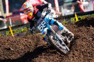 Troy Lee Designs Honda Bikes at Washougal