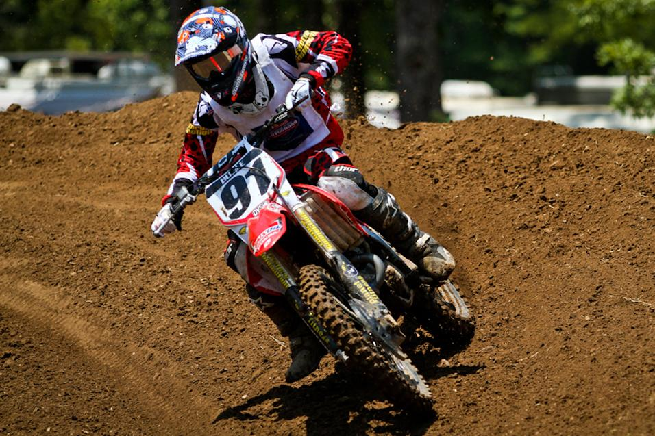 Loretta Lynn's Race Report: Tuesday