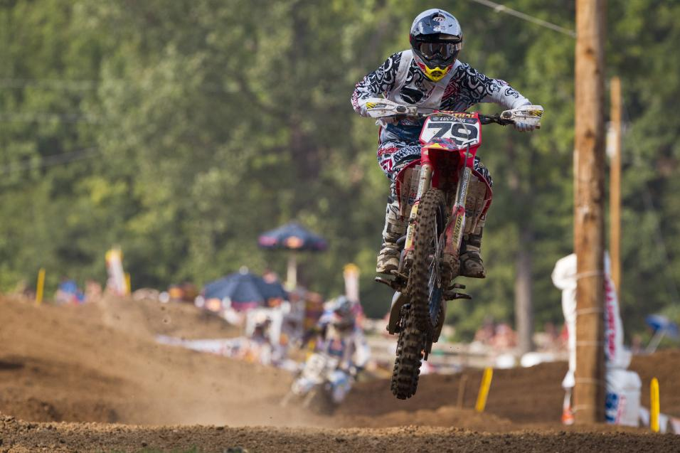 Loretta Lynn's<br /> Race Report: Thursday