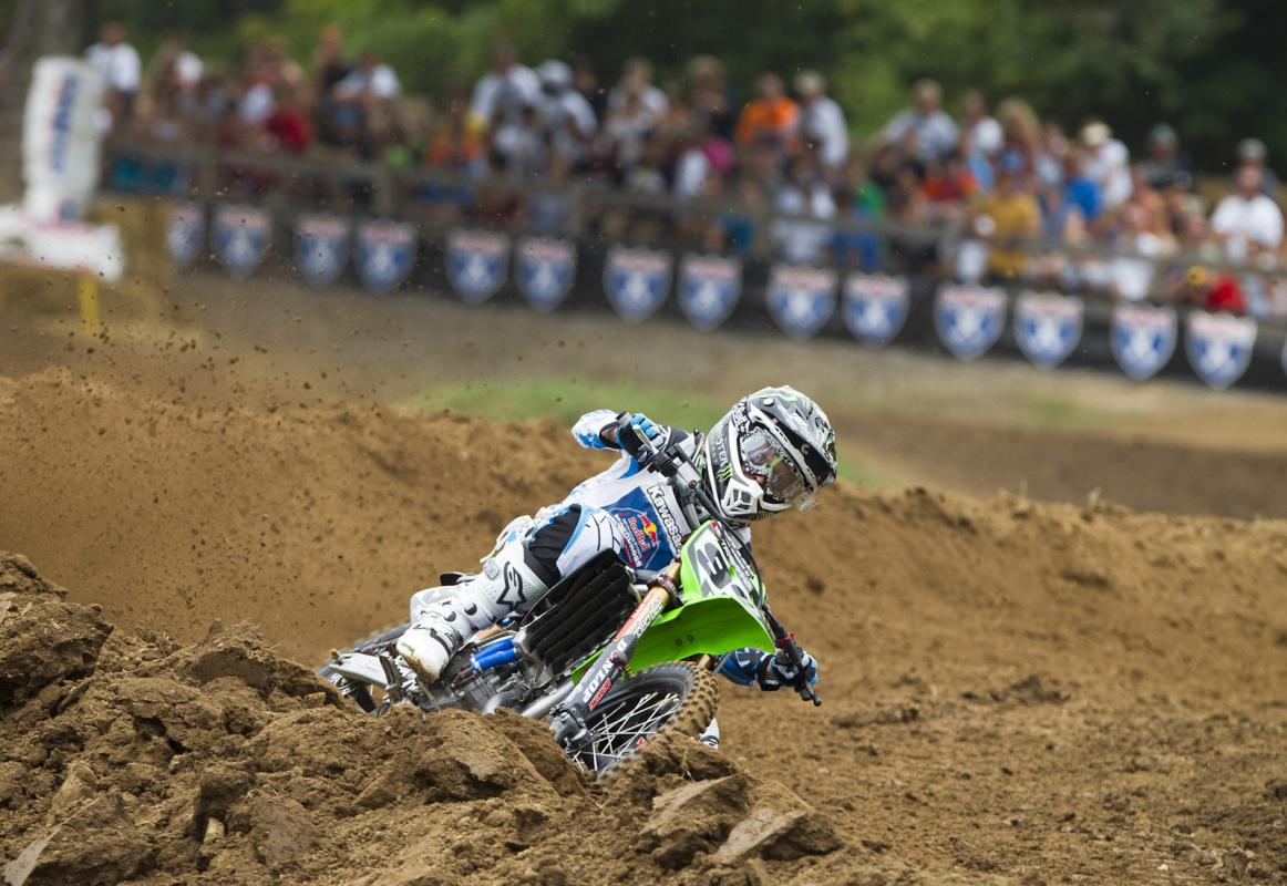Adam Cianciarulo getting low.