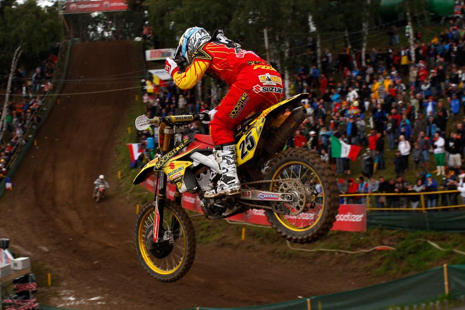 Racer X Race Report:  Grand Prix of Czech Republic