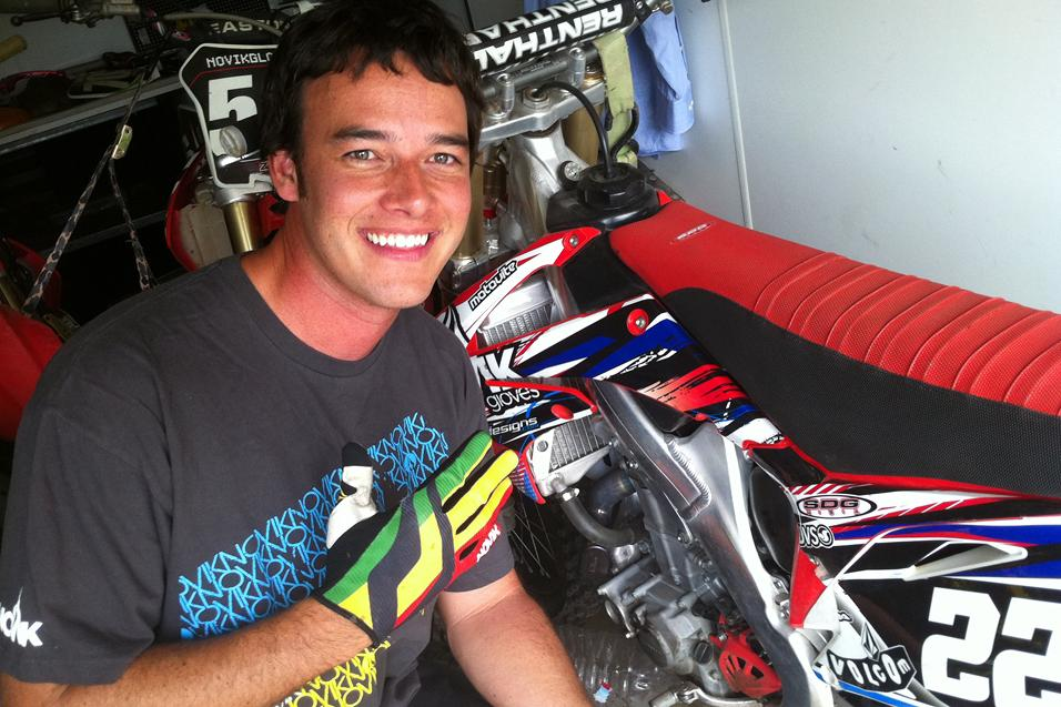 <strong>Between the Motos:</strong><br /> Bryan Oliphant