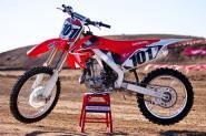 Racer X Films:  2012 Honda CRF450R
