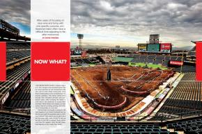 After years of living with one specific purpose, professional riders often face serious psychological obstacles once they hang up their boots. We examine the pitfalls of life after motocross. Page 232.