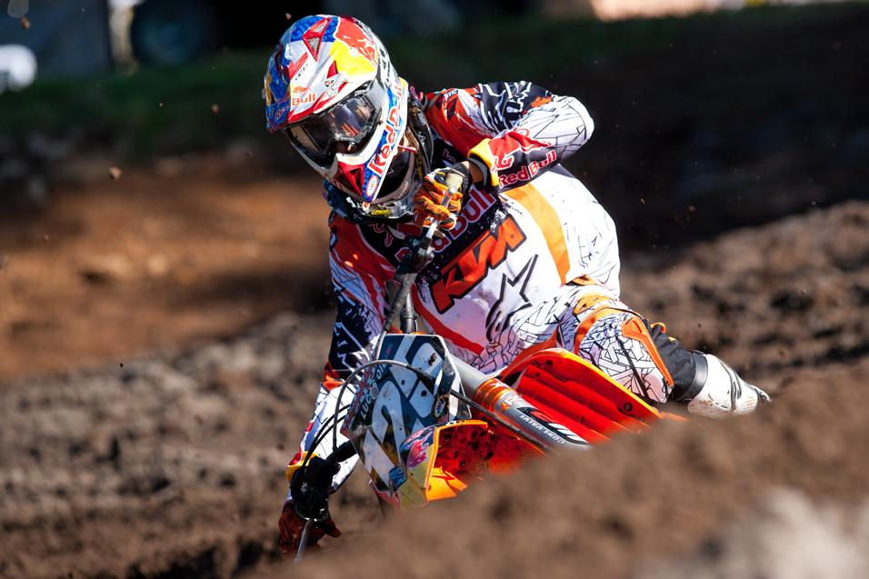 Going for the W:  Marvin Musquin