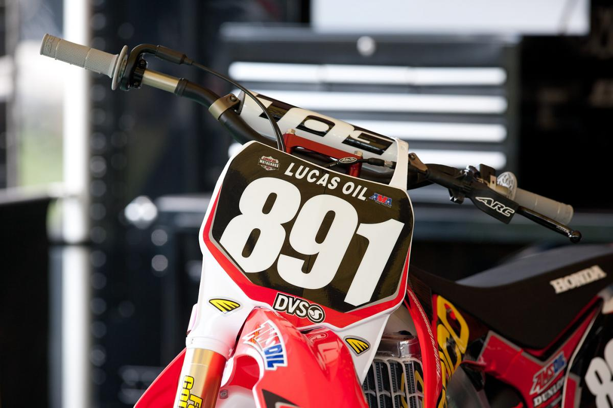 Justin Bogle makes his pro debut at Unadilla.