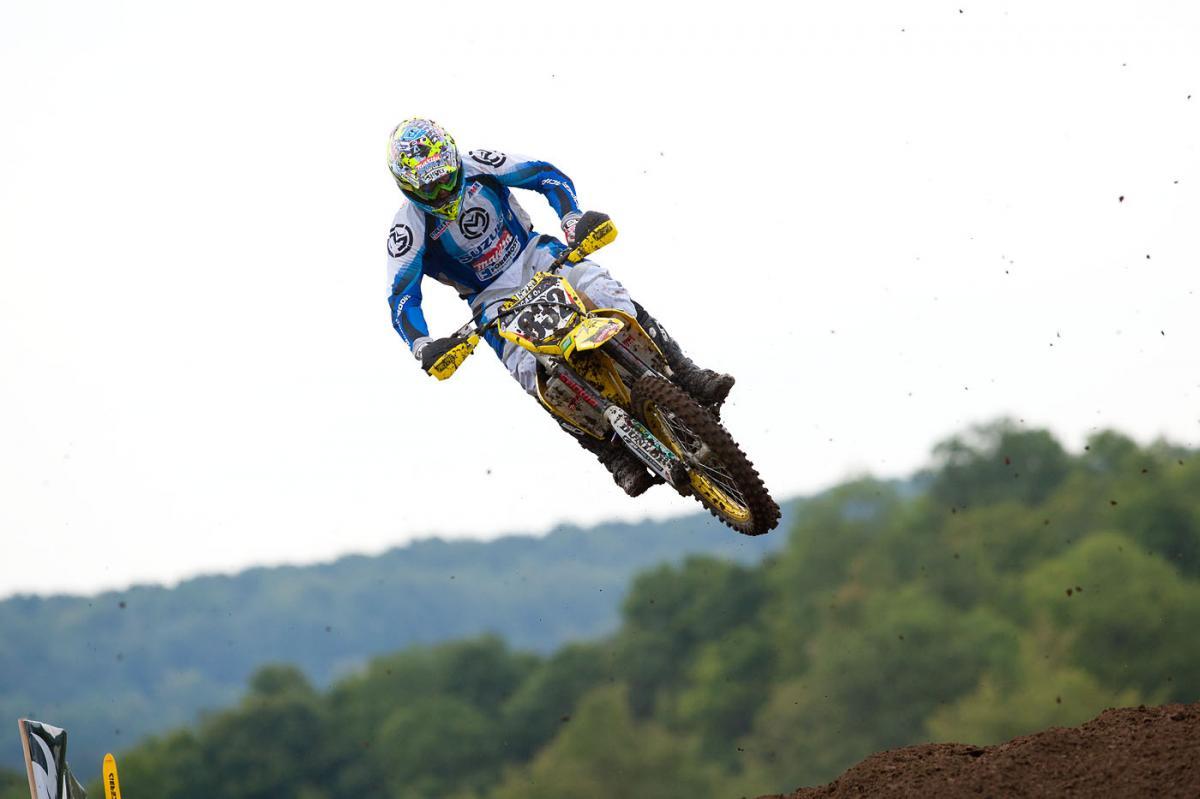 GNCC Racing's Josh Strang.
