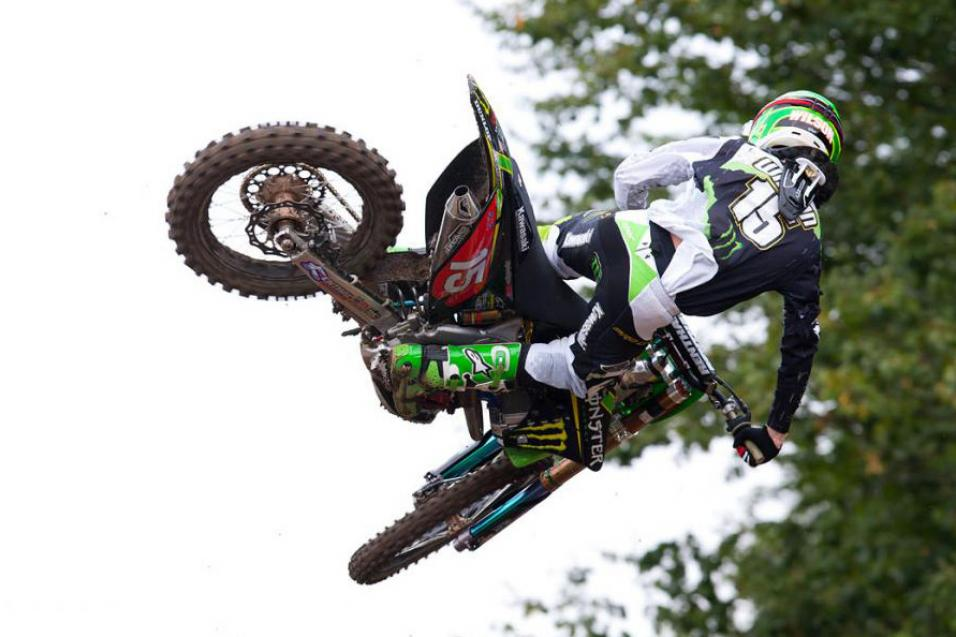 250 Moto 1 Report: Unadilla