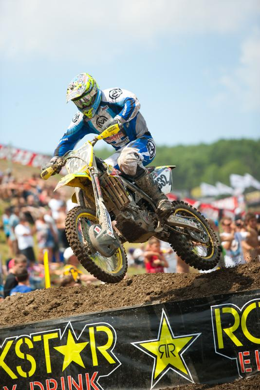 GNCC Racing's Josh Strang went MX racing this weekend and finished 24th overall.