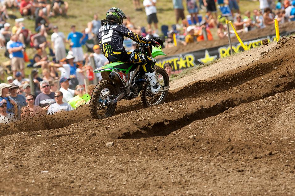 Going for the<br /> W: Ryan Villopoto