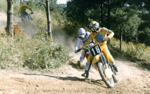 Eric Kehoe leads Lechien 1985