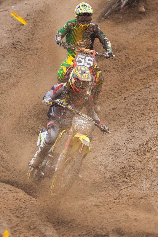 Jason Anderson / Travis Baker