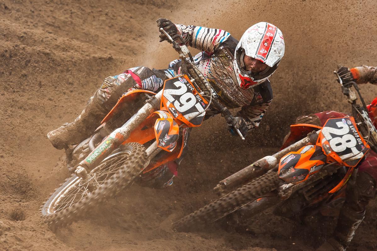 Dalton Carlson and Jeremy Medaglia