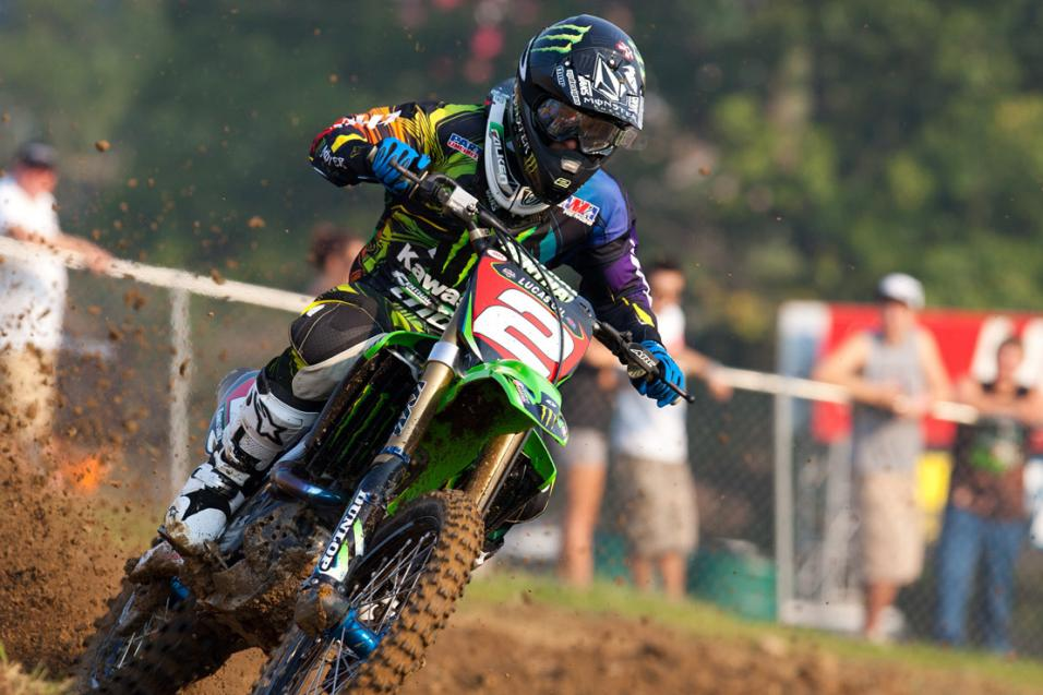 450 Moto 1 Report: Steel City