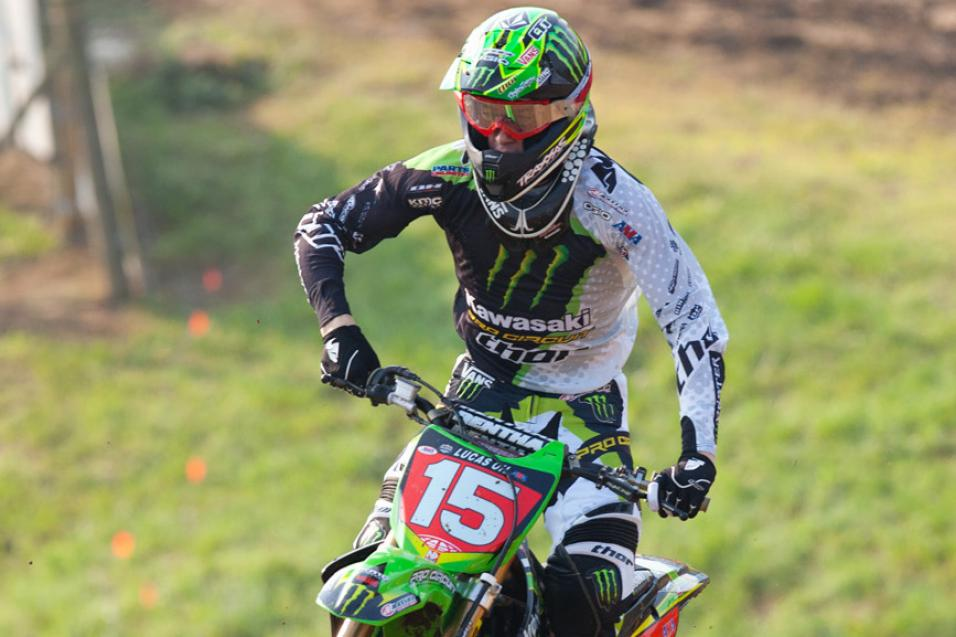 250 Moto 1 Report: Steel City