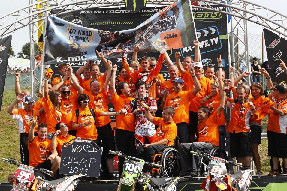 Racer X Race Report:<br /> Grand Prix of Germany