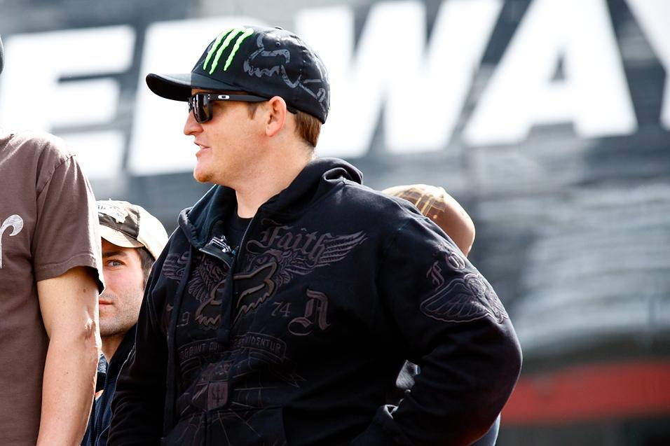 <strong>Between the Motos:</strong><br /> Ricky Carmichael