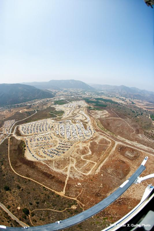 Pala aerial shot by Grant Langston