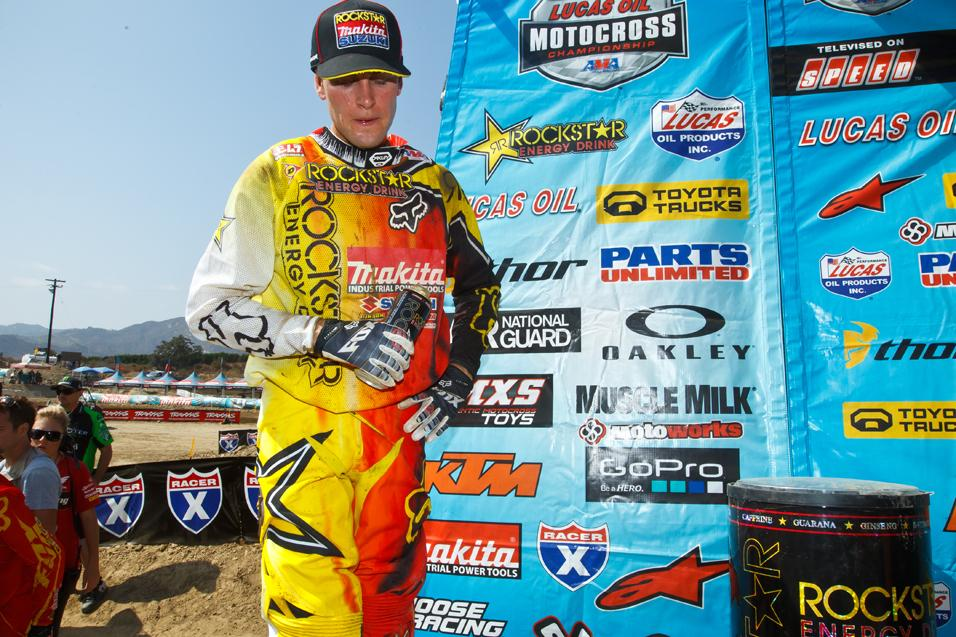 <strong>Insight:</strong><br /> Ryan Dungey