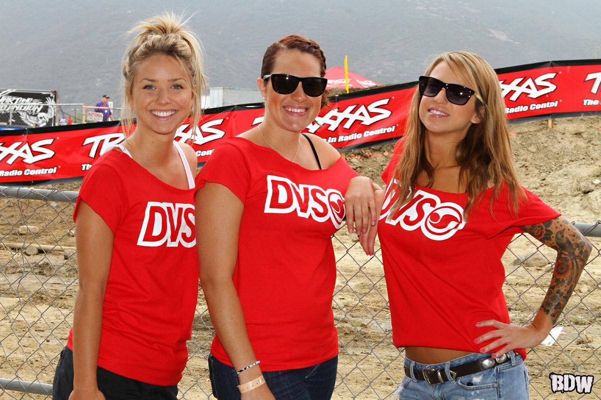 The DVS girls