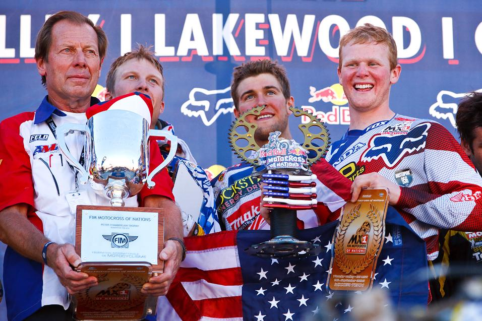 Bench Racing Ammo:  Team USA History