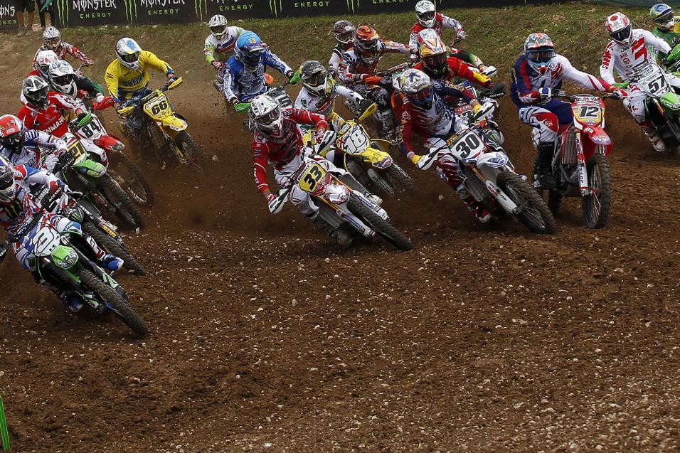 Racer X Films:  MXoN MX3 Uncut