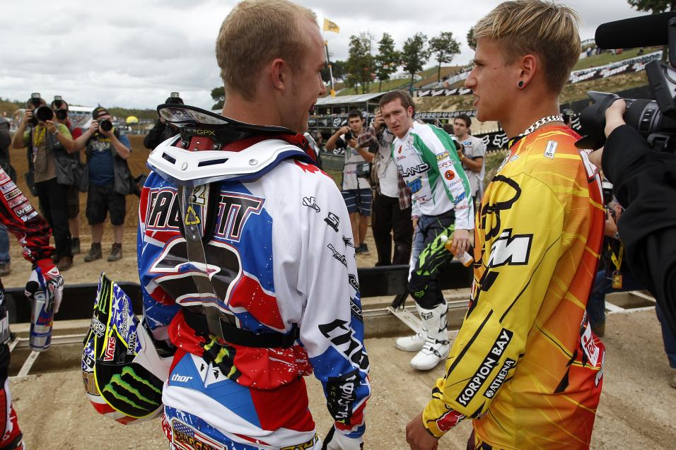 Racer X Films:  Taking on the World Part III