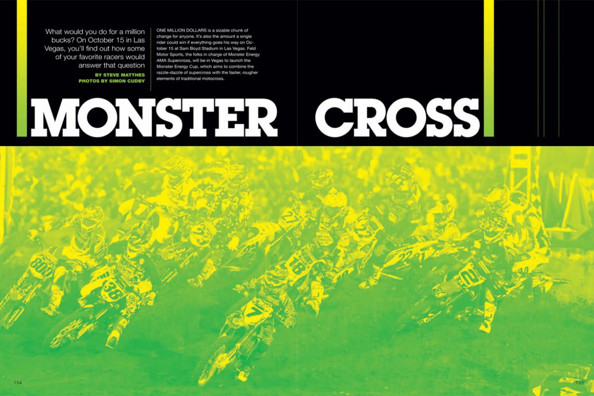 MONSTERCROSS