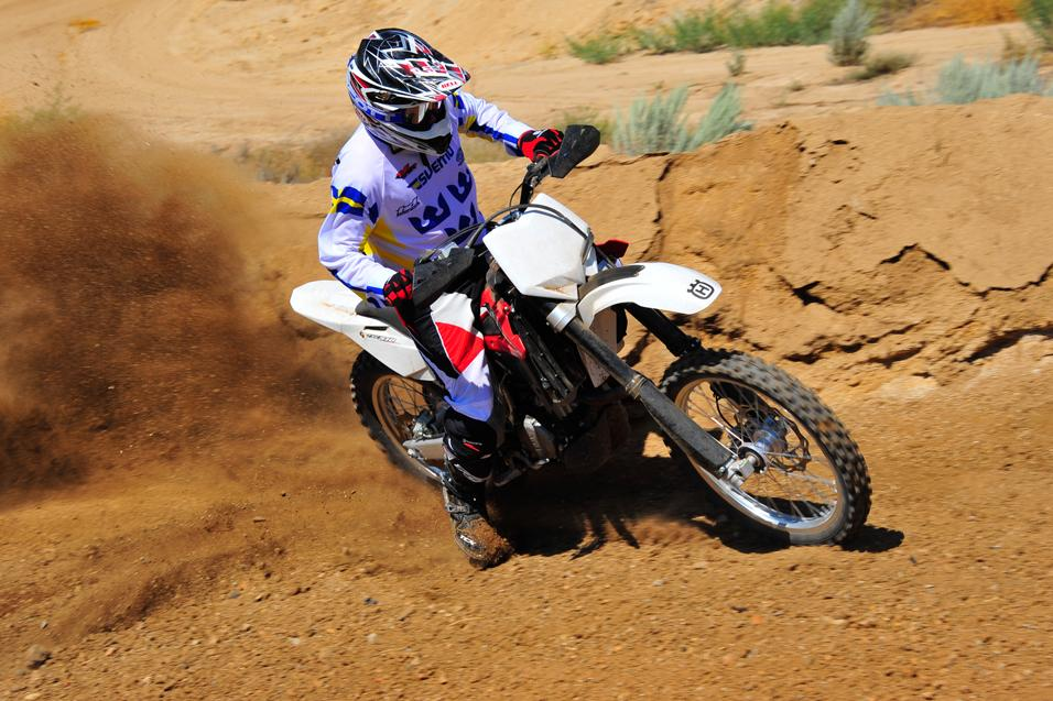 Racer X Tested: 2012 Husqvarnas