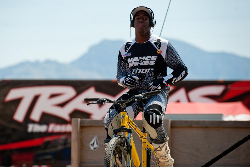 Privateer Profile:  Preston Tilford