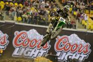 Sign of the  Lap Times:  Montreal Supercross