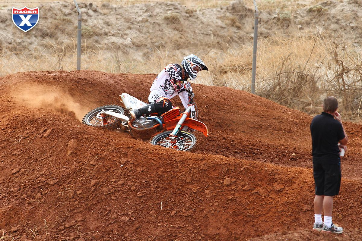 Ryan Dungey on his new KTM