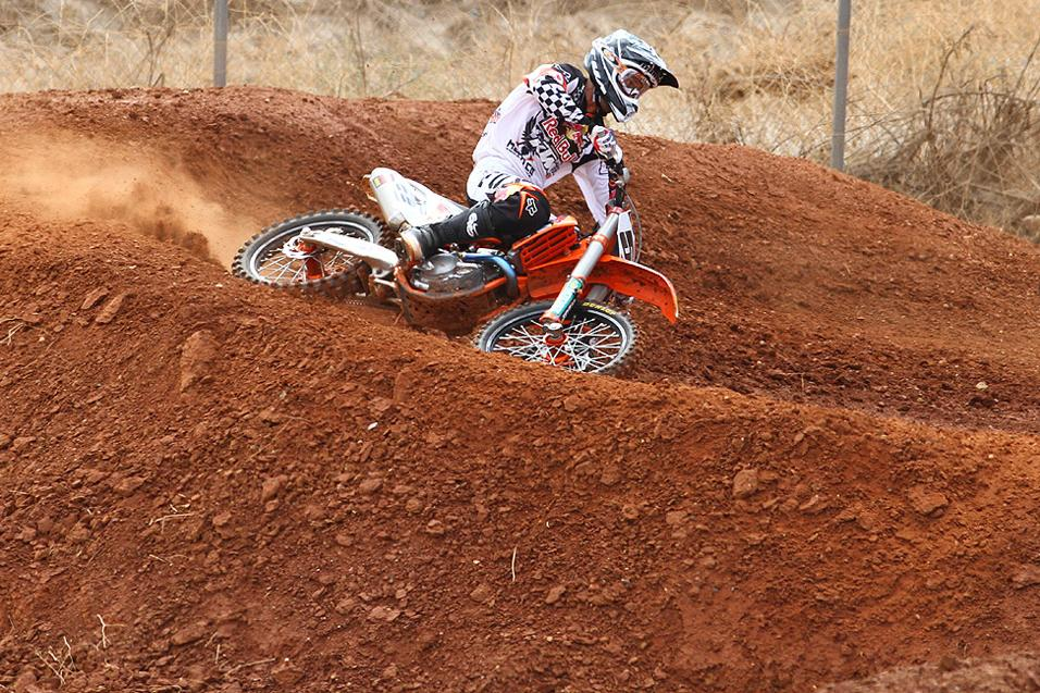 First Look: Ryan Dungey on KTM Photos