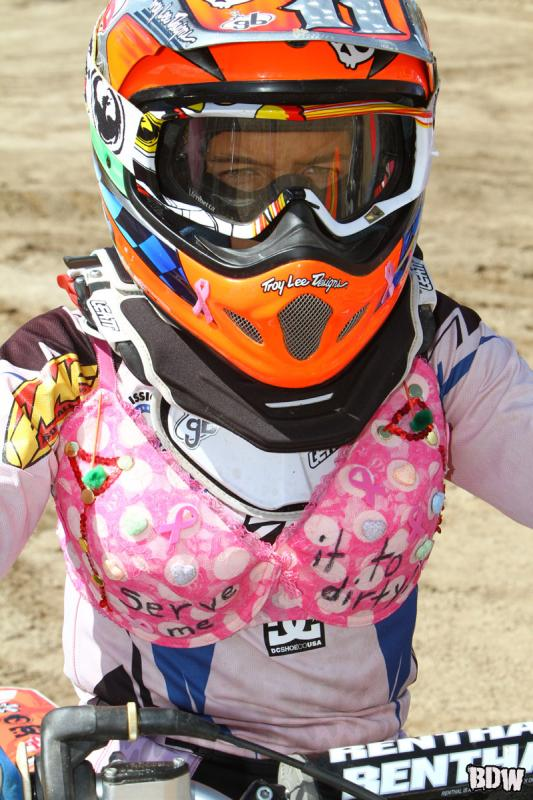 Ride For The Cure at Cahuilla MX Park
