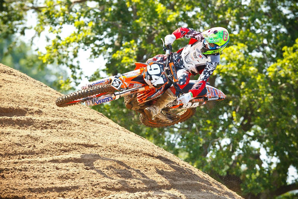 Ricky Renner  // Freestone
