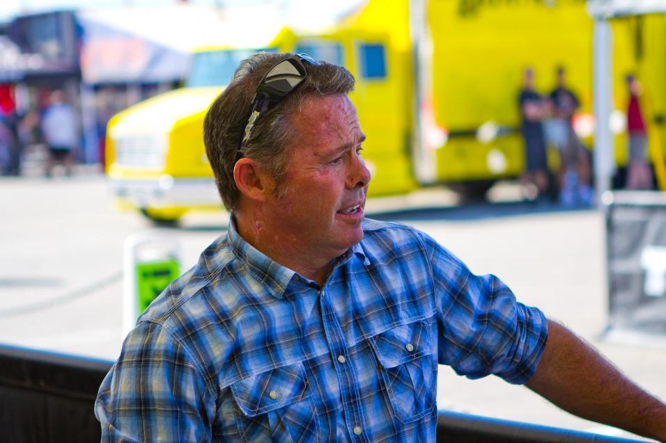 Racer X Films: MEC Jeff Ward